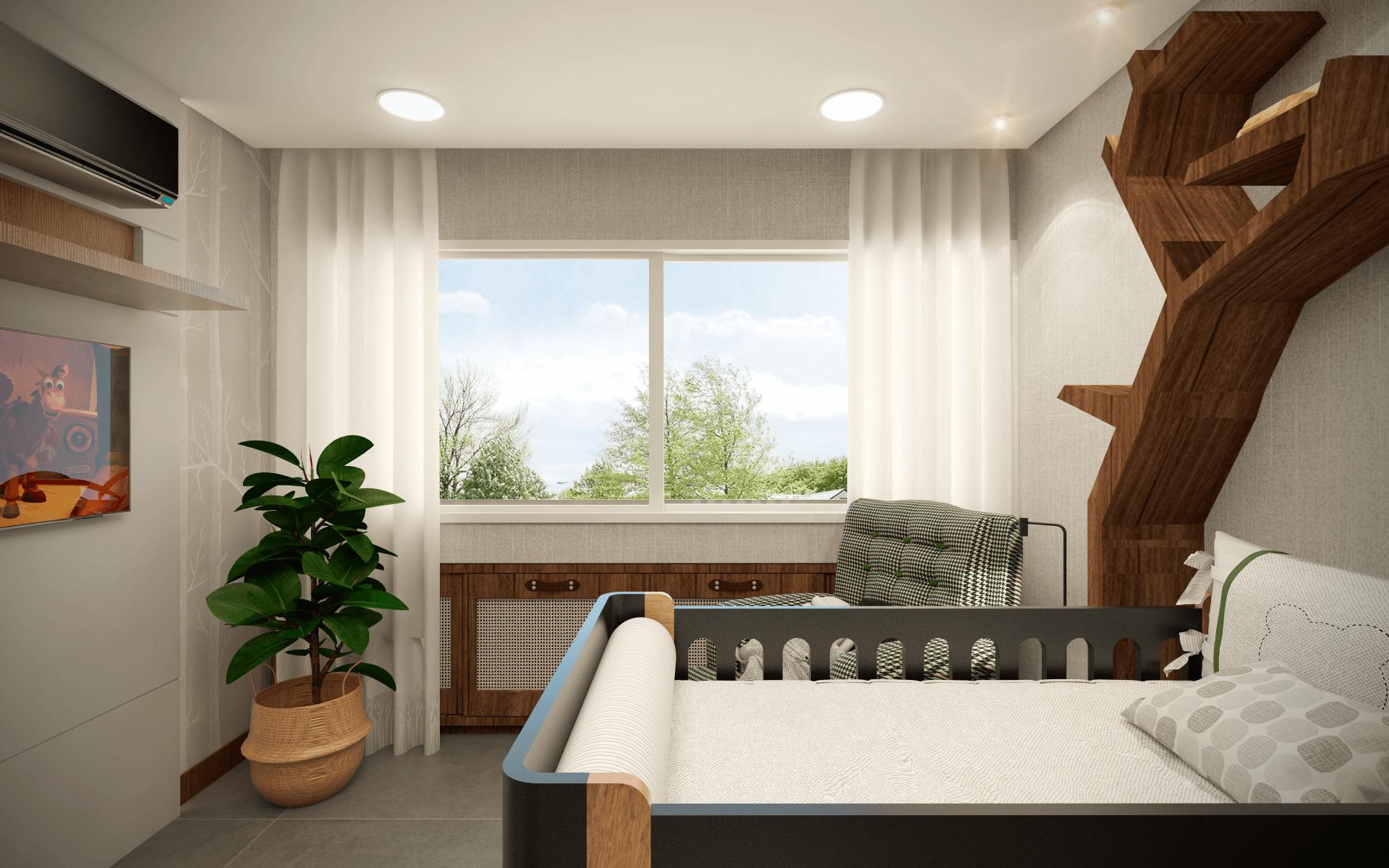 Dormitório AW
